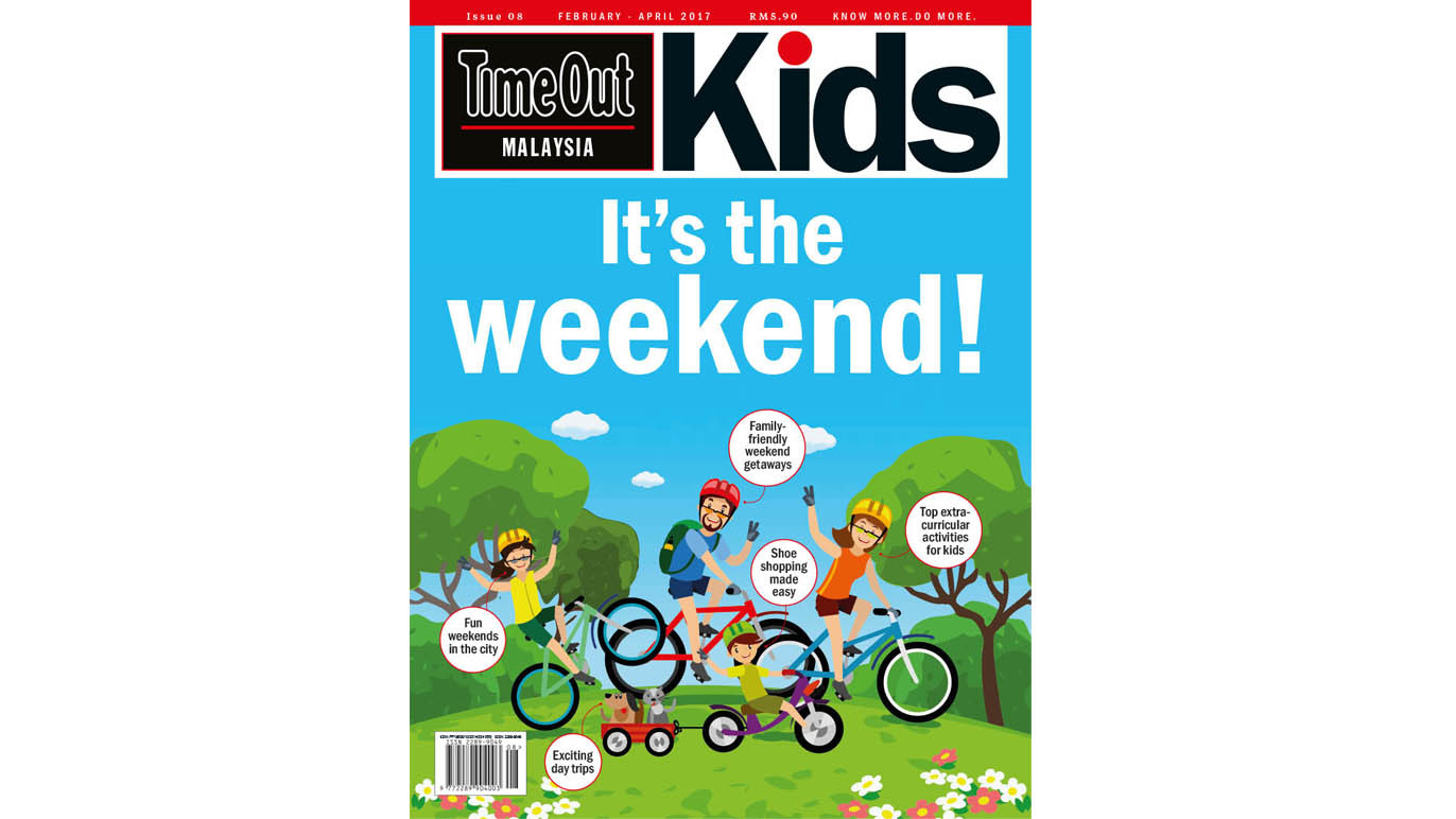 Time Out Malaysia Kids Reader Survey