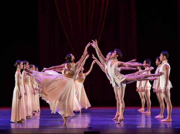 Upcoming performing arts events in Singapore