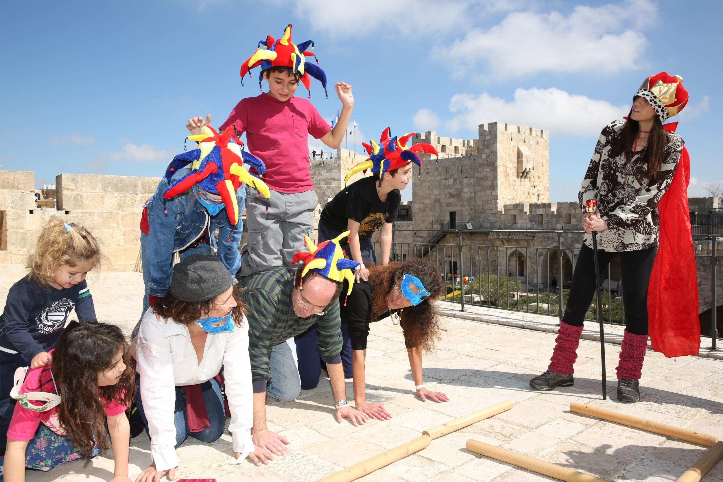 Tower of David race