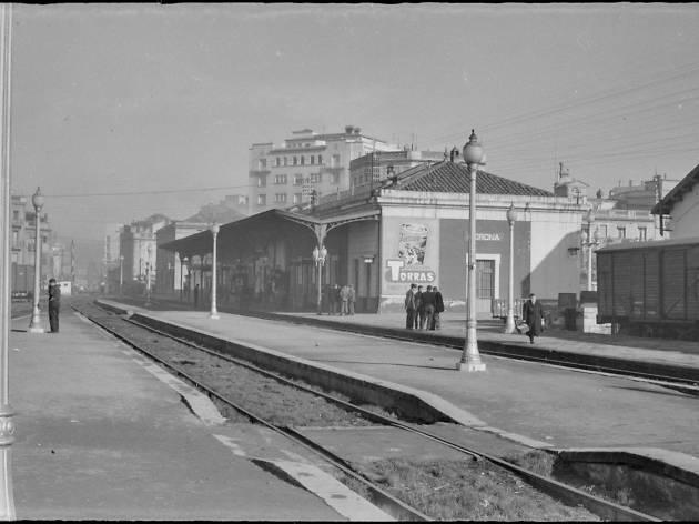 Antiga estació de ferrocarril