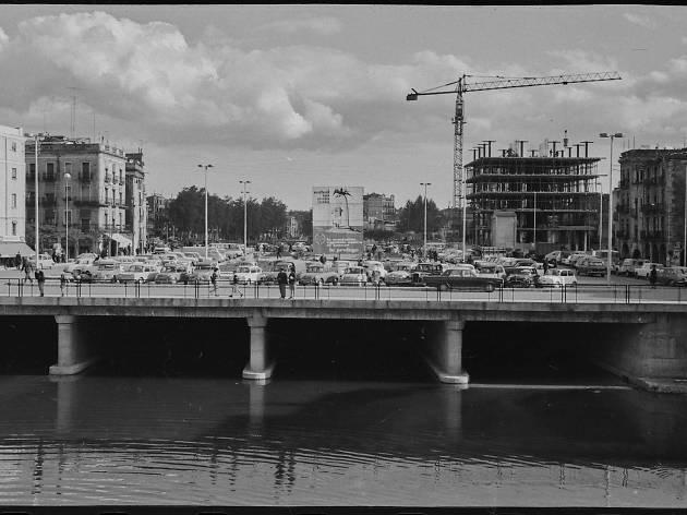 Plaça Catalunya, 1967