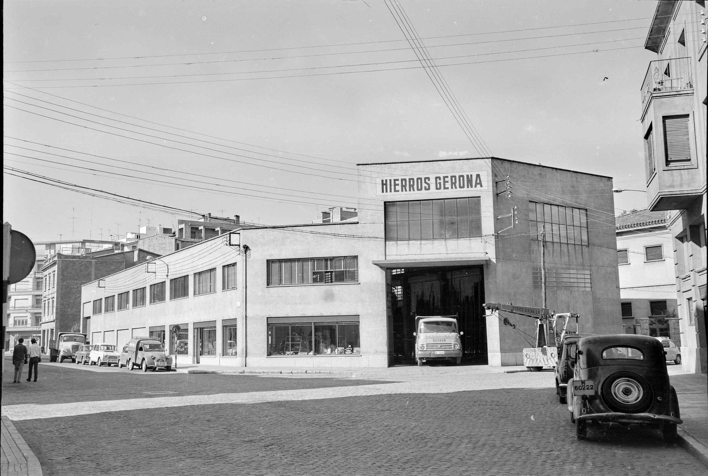 Empresa Hierros Girona, 1967