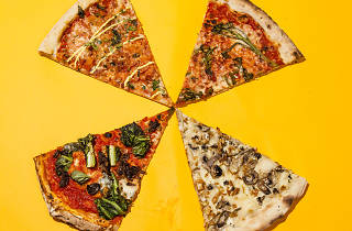 london's best pizza toppings