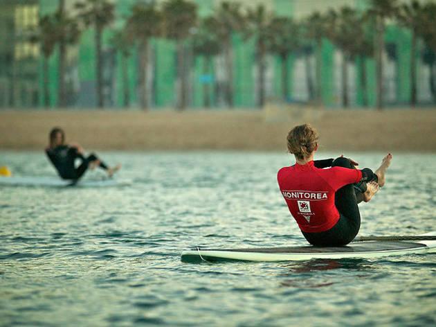 Ocean Pilates