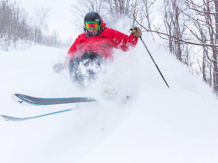 The best ski trips near NYC