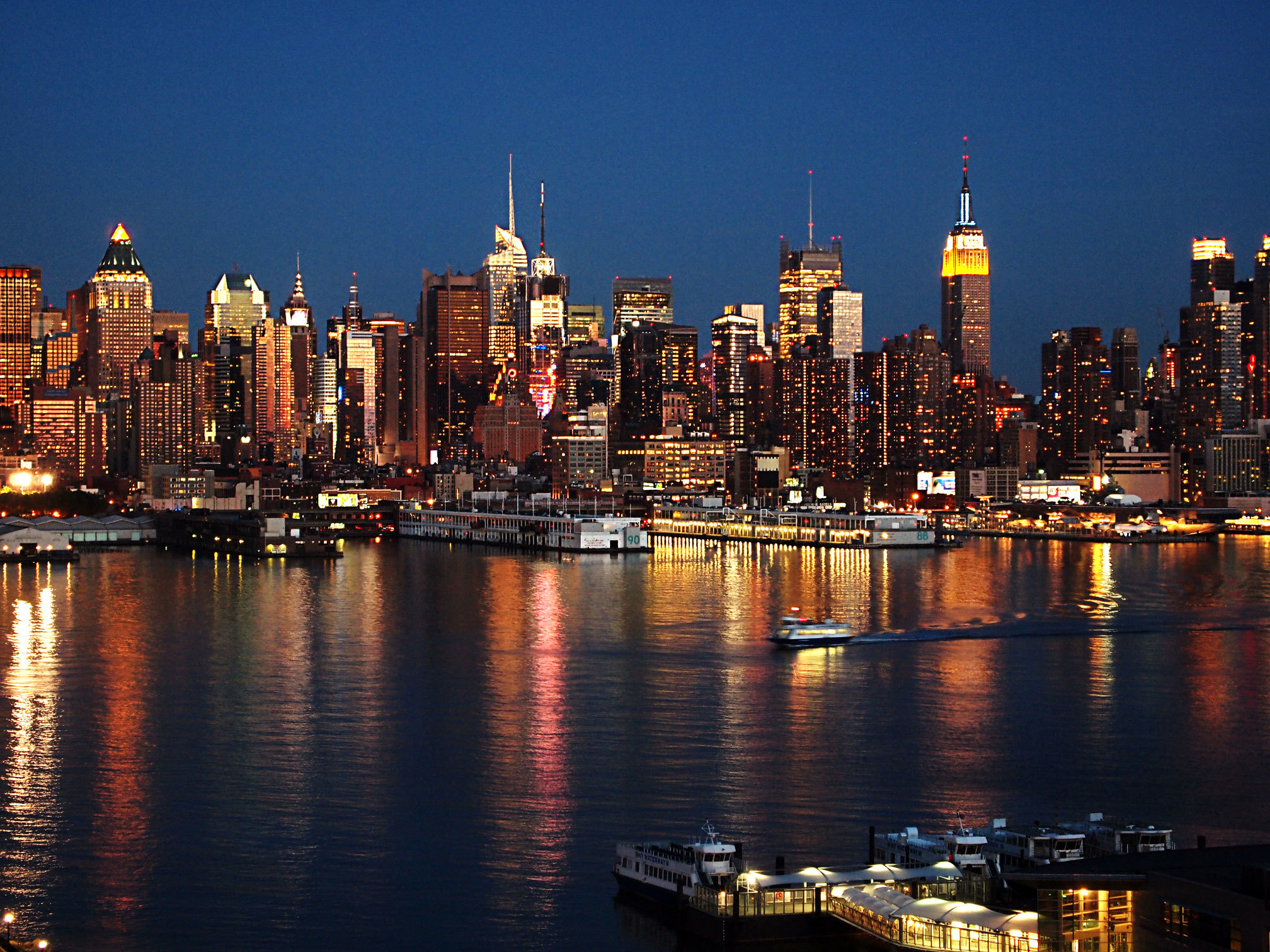 NYC is now the second most expensive U.S. city to live in