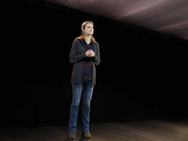 Theater review: Roundabout's solo drama On the Exhale addresses gun violence