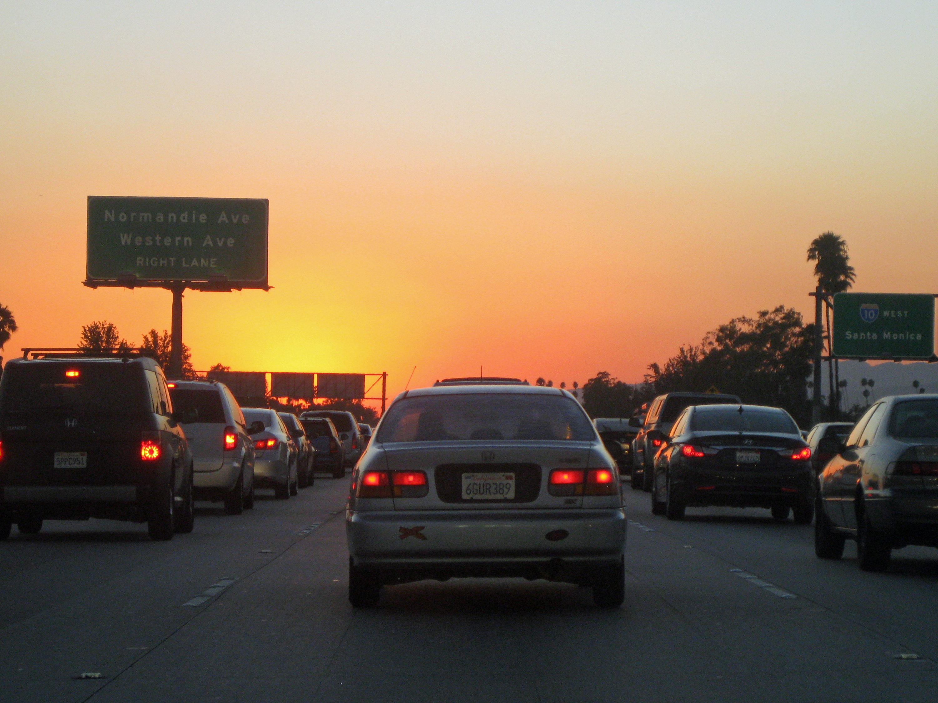 USC study finds most dangerous time and place to drive in L.A.