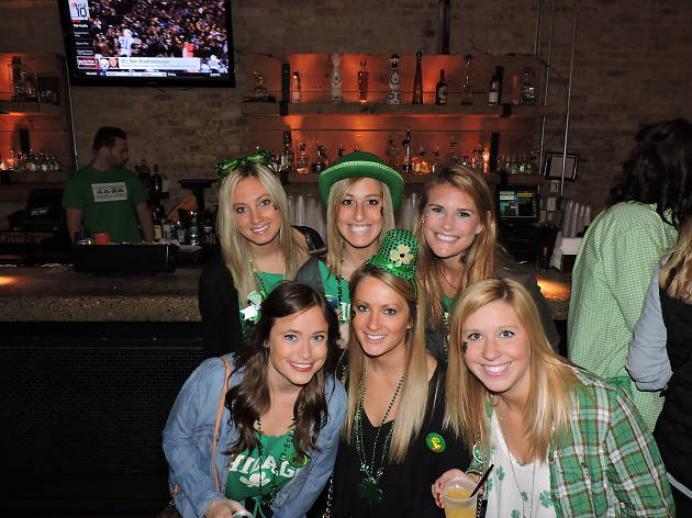 Chicago Sport and Social's St. Patrick's Day Party