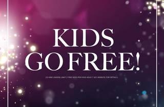 Madame Tussauds Kids Go Free