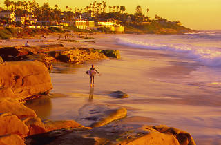 La Jolla Windansea Beach