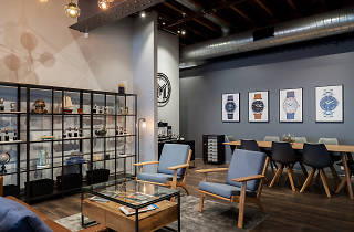 Melbourne Watch Company Showroom
