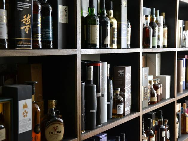 Win a whisky tasting at Melbourne Whisky Room