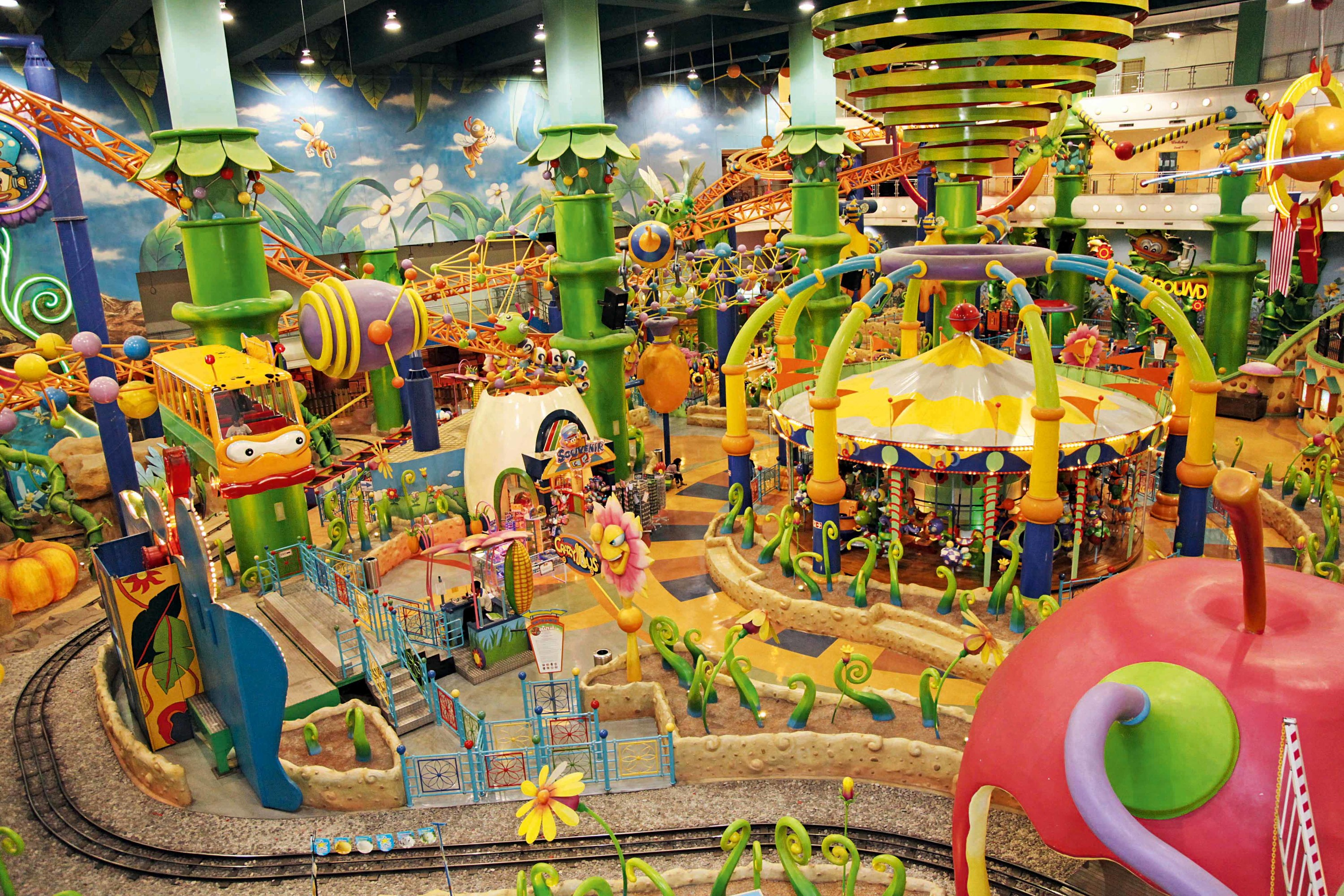Contest: Win tickets to Berjaya Times Square Theme Park