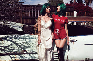 The Veronicas in a press photo