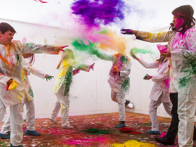 The House of Holi