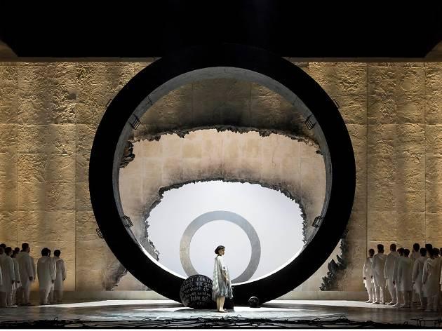 Vanity mirror: an interview with Stefano Poda, opera director