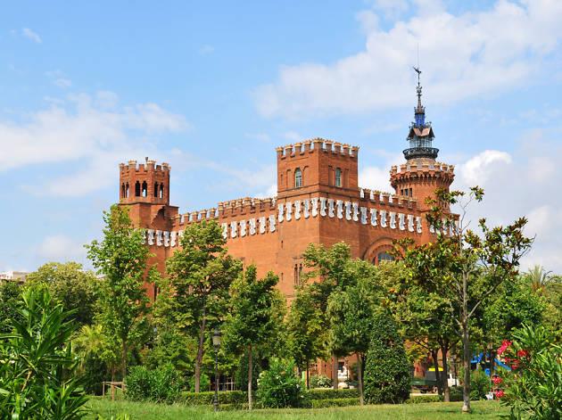 14 joies arquitectòniques de Catalunya