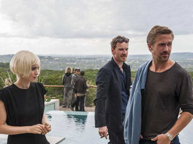 Sete filmes de Ryan Gosling