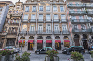 THE HOUSE RIBEIRA HOTEL (©Andre Tavares Fotografia)