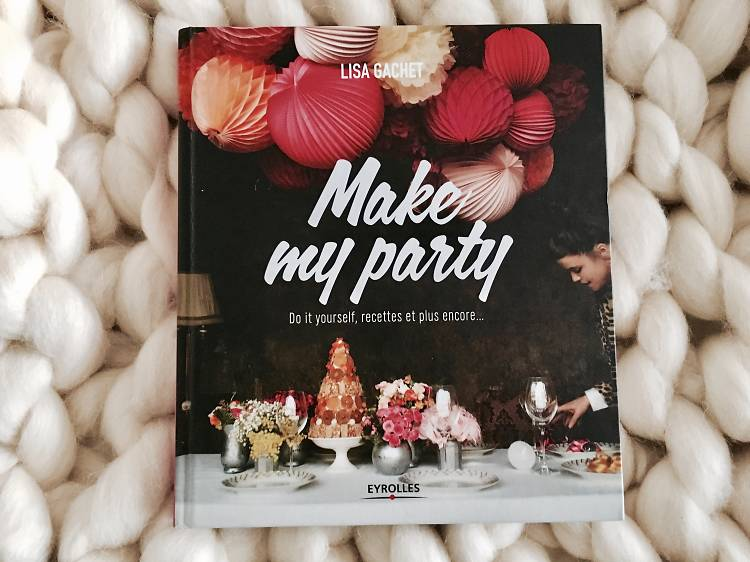 Make my party de Lisa Gachet