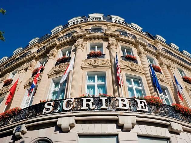 Hôtel Scribe