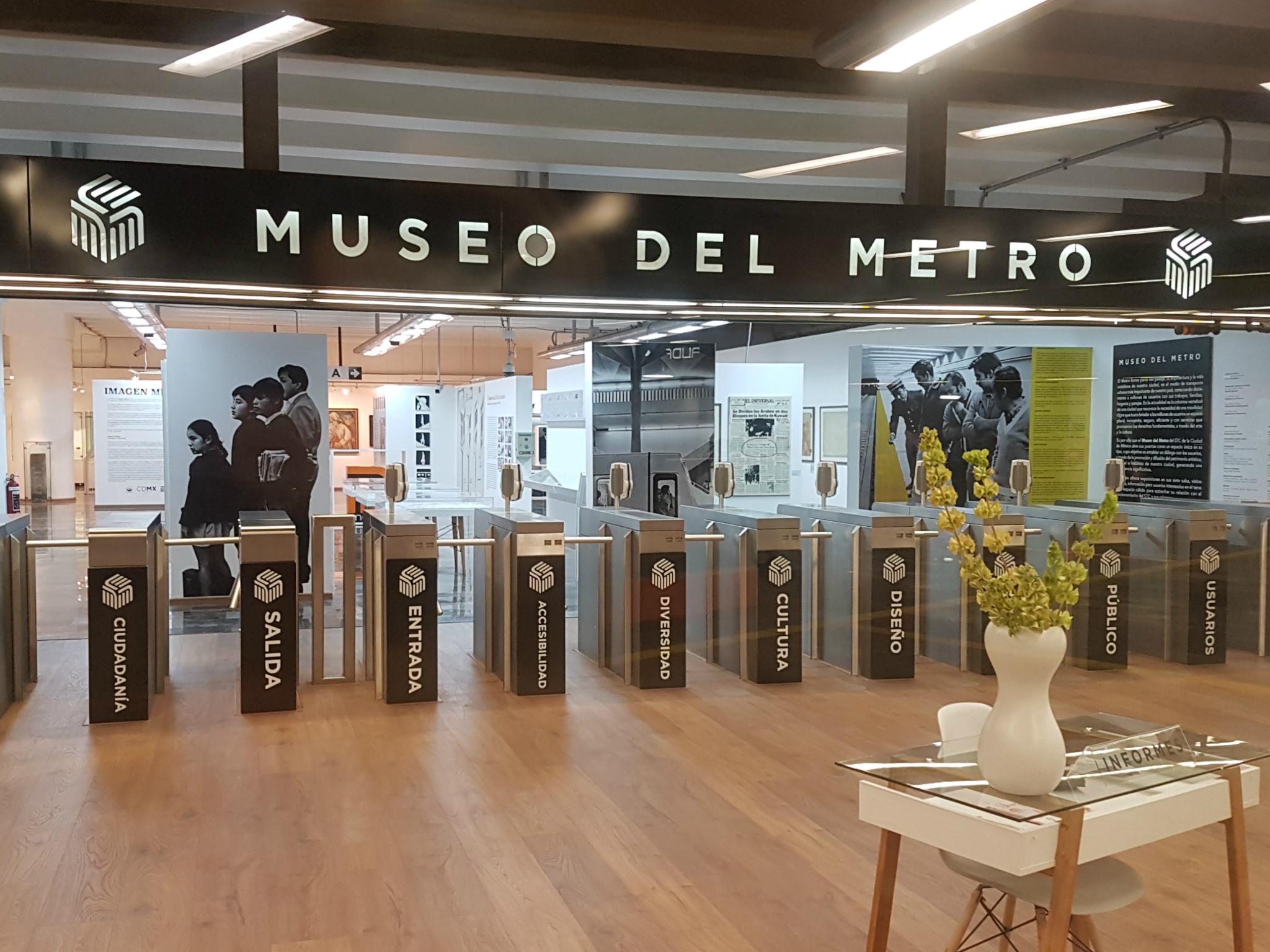 Museo del Metro