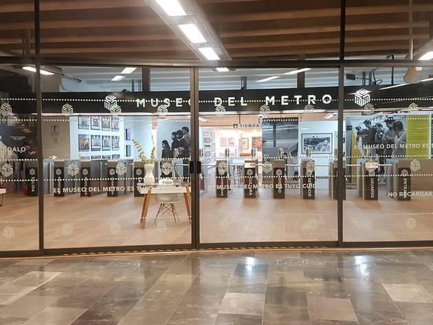 Museo del Metro (Foto: Mariana Guillén)