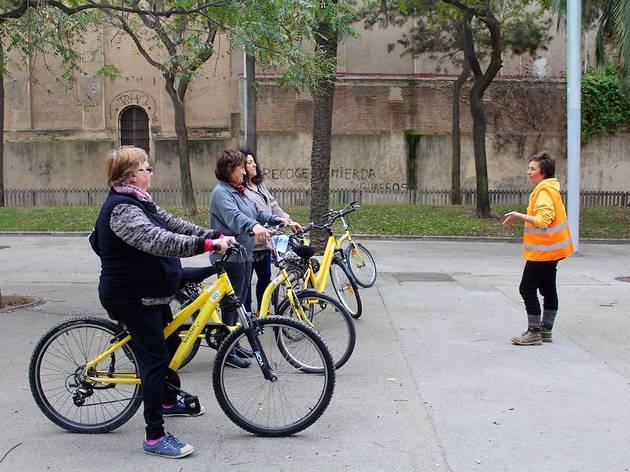 Escola de bici per adults