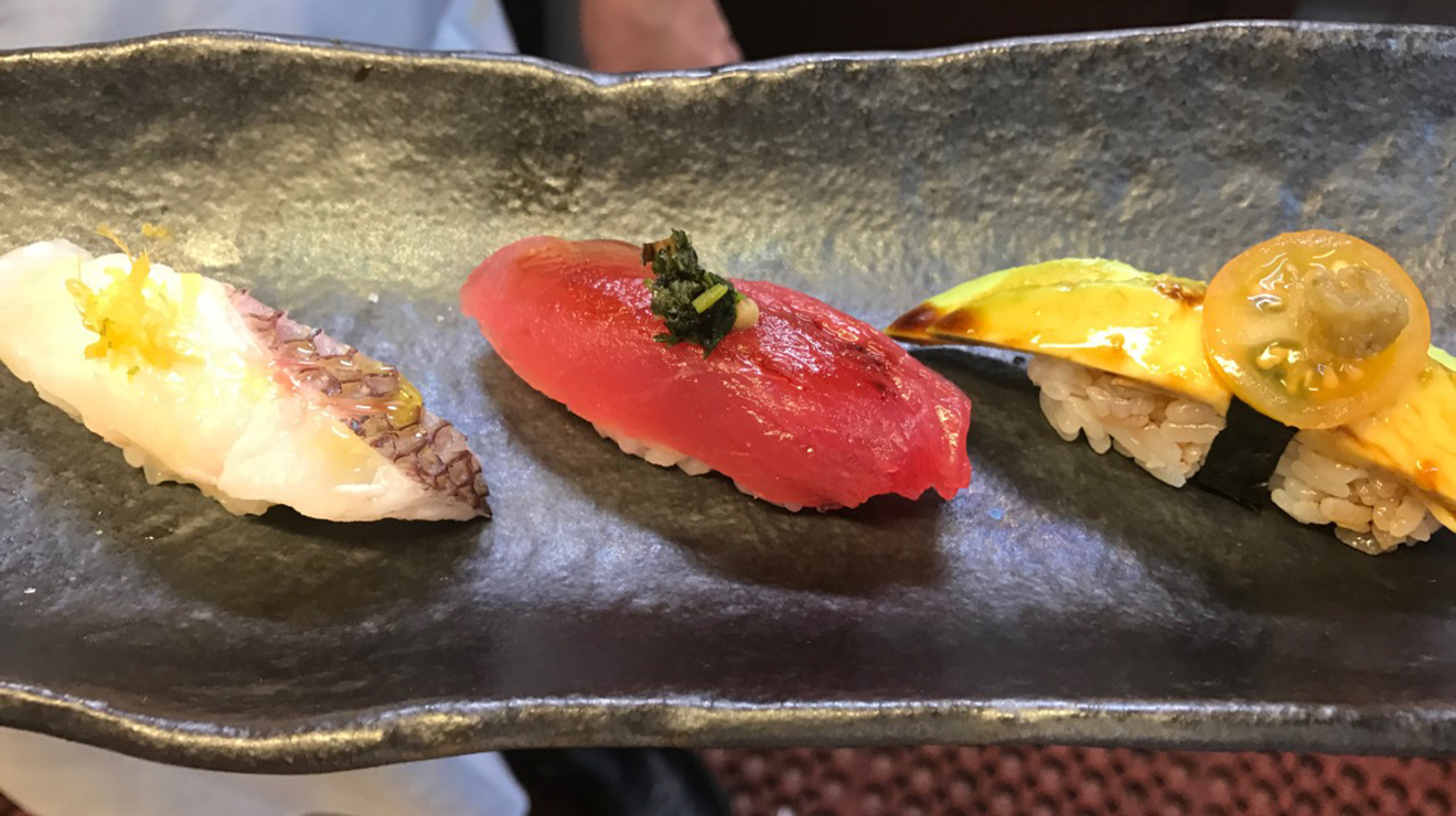 Kizuna Nikkei Cuisine