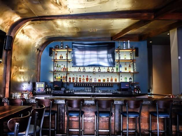 Iron Side Bar & Galley