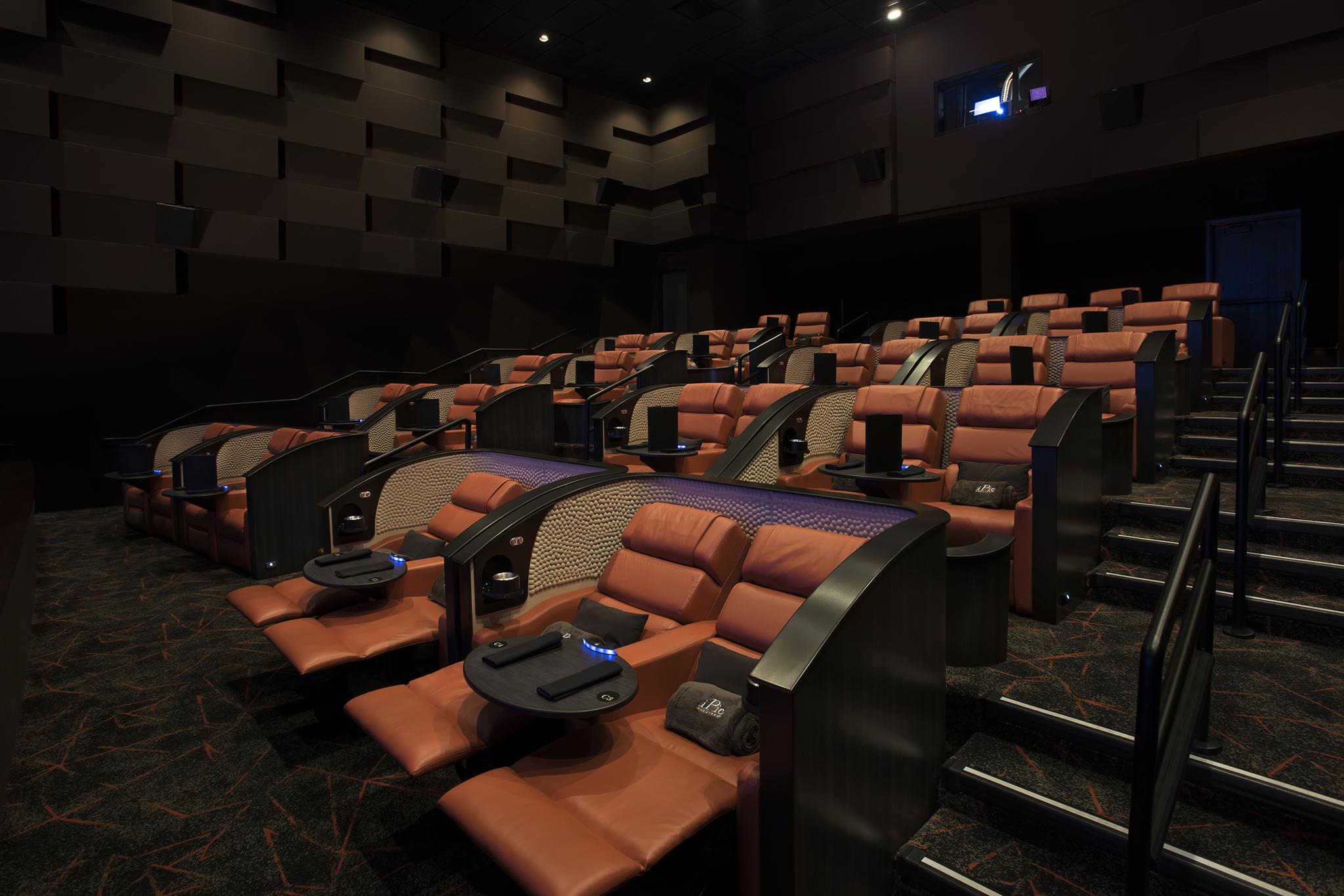 iPic Theaters at Fulton Market