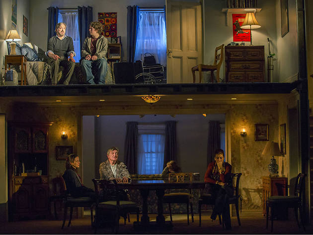 Theater review: Steven Levenson's If I Forget confronts modern Jewish self-image