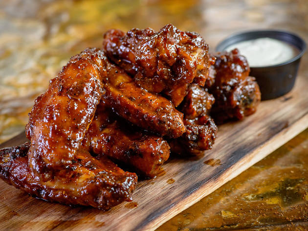 Time Out L.A.'s Wingfest is making all your chicken wing dreams come true