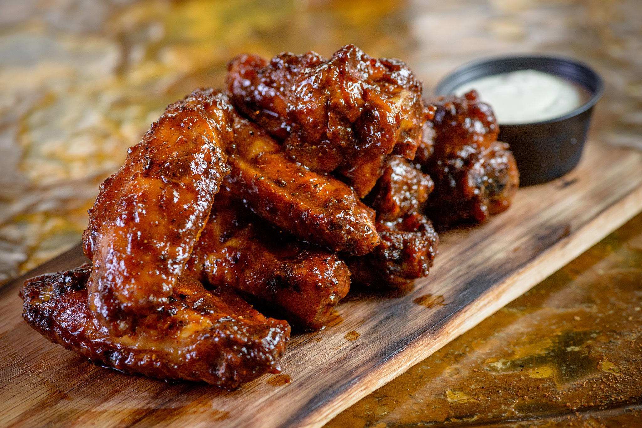 Time Out Los Angeles presents Wingfest