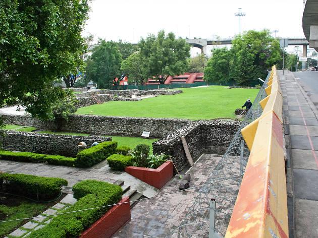 Sitio arqueológico de Mixcoac