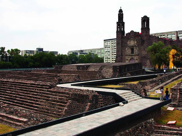 Curso de verano: El tianguis de Tlatelolco
