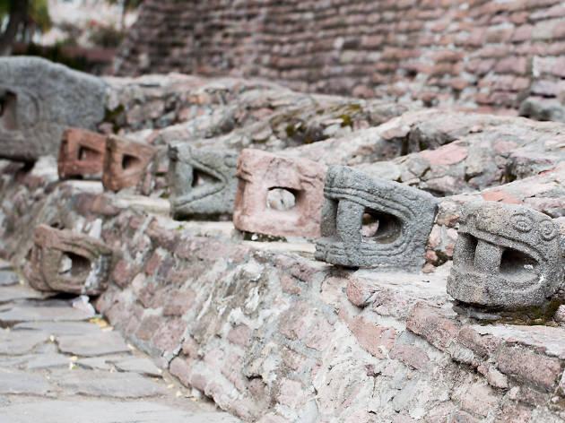 Zona arqueológica de Tenayuca