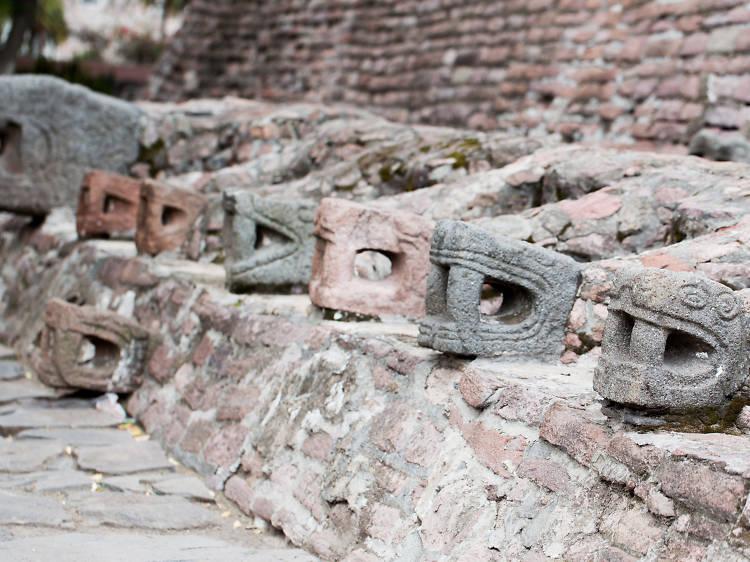 Zona arqueológica Tenayuca