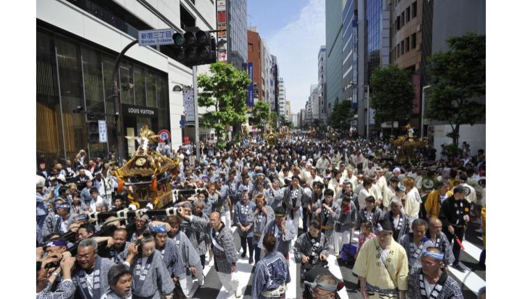 Hanazono Shrine Grand Festival