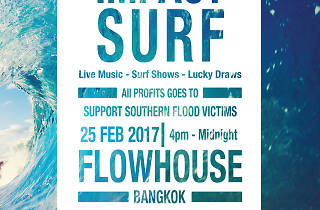 Impact Surf : Charity Party