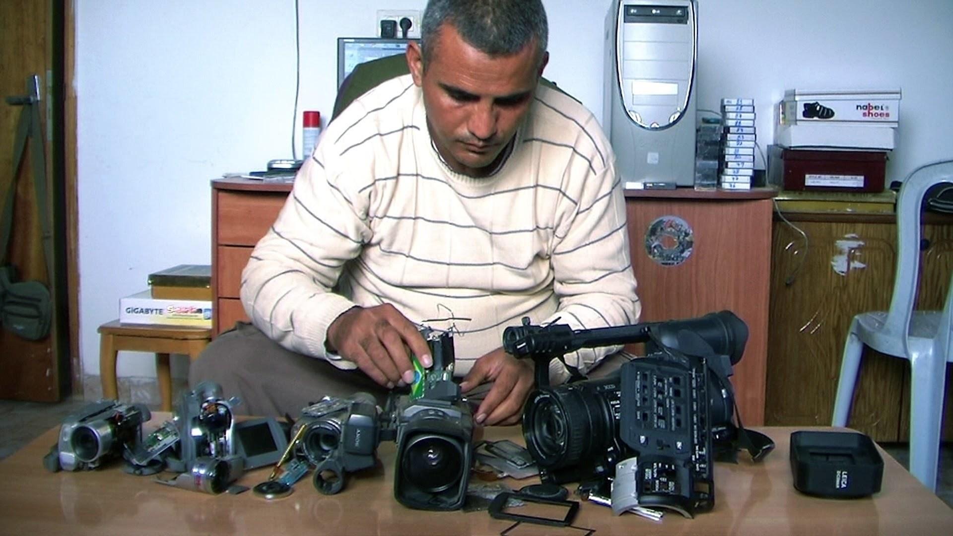 5 Broken Cameras (2012)