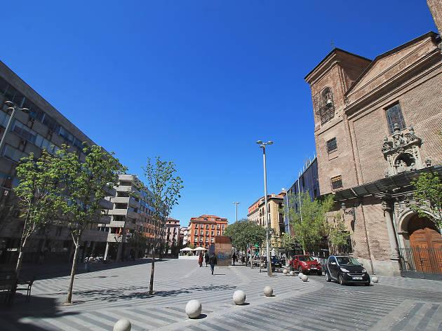Plaza de Soledad Torres Acosta