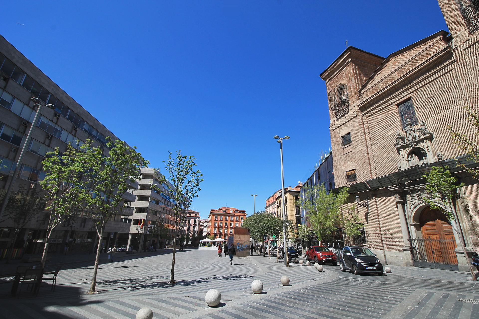 Plaza Soledad Torres Acosta