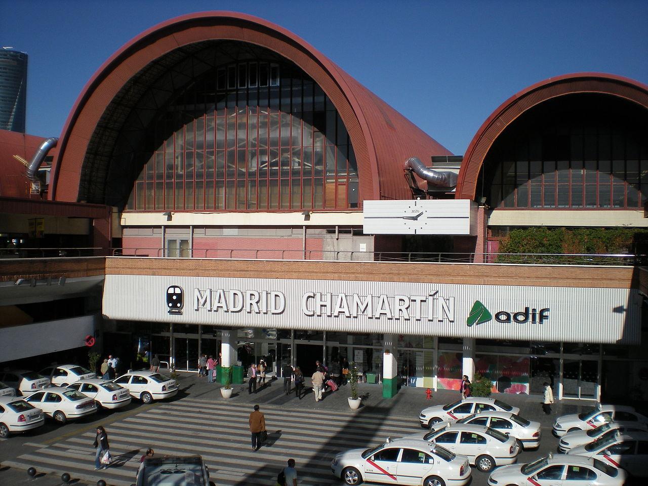 Estacion de Chamartín