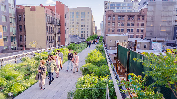 Construction project could obstruct views from the High Line for seven years