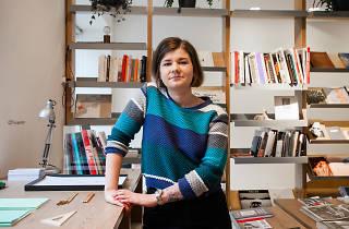 Russian London: Sasha Raspopina at Calvert 22 Foundation