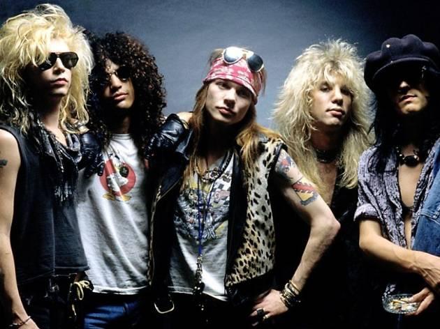 Guns N Roses Live in Bangkok