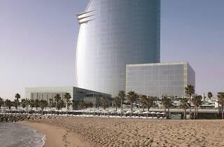 barcelona, beach hotel, The W