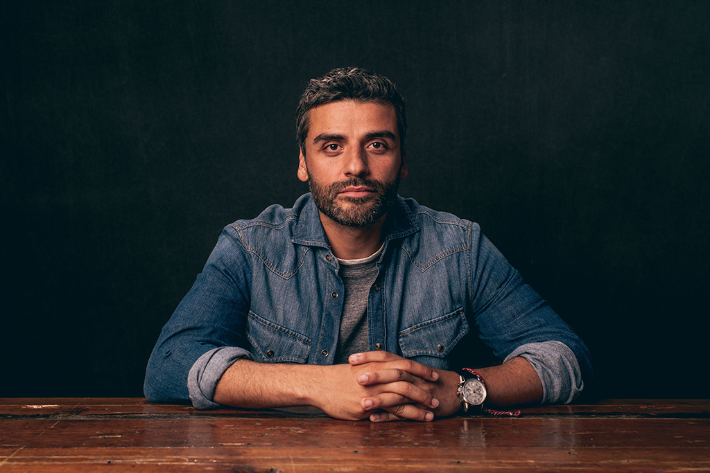 Oscar Isaac stars in the must-see Antigone in Ferguson on Sunday